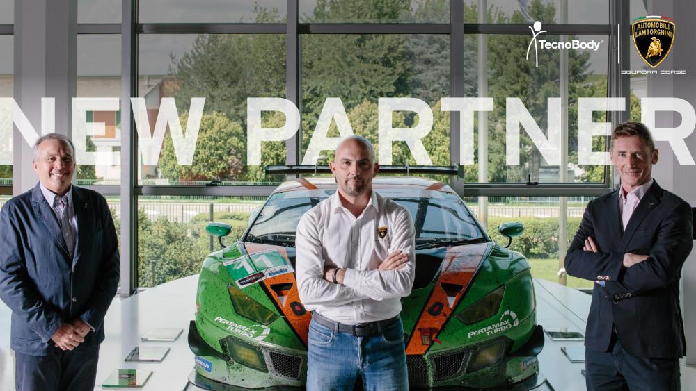 Firma TecnoBody Lamborghini